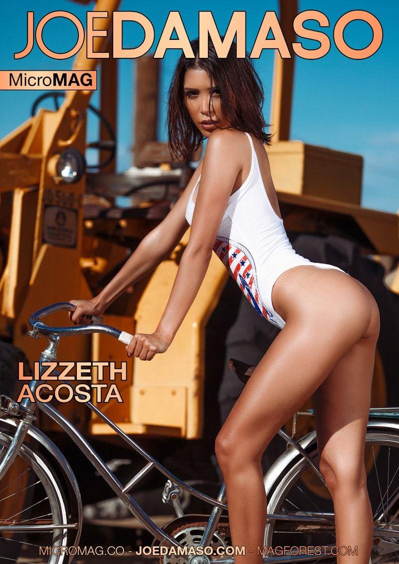 Joe Damaso MicroMag Lizzeth Acosta