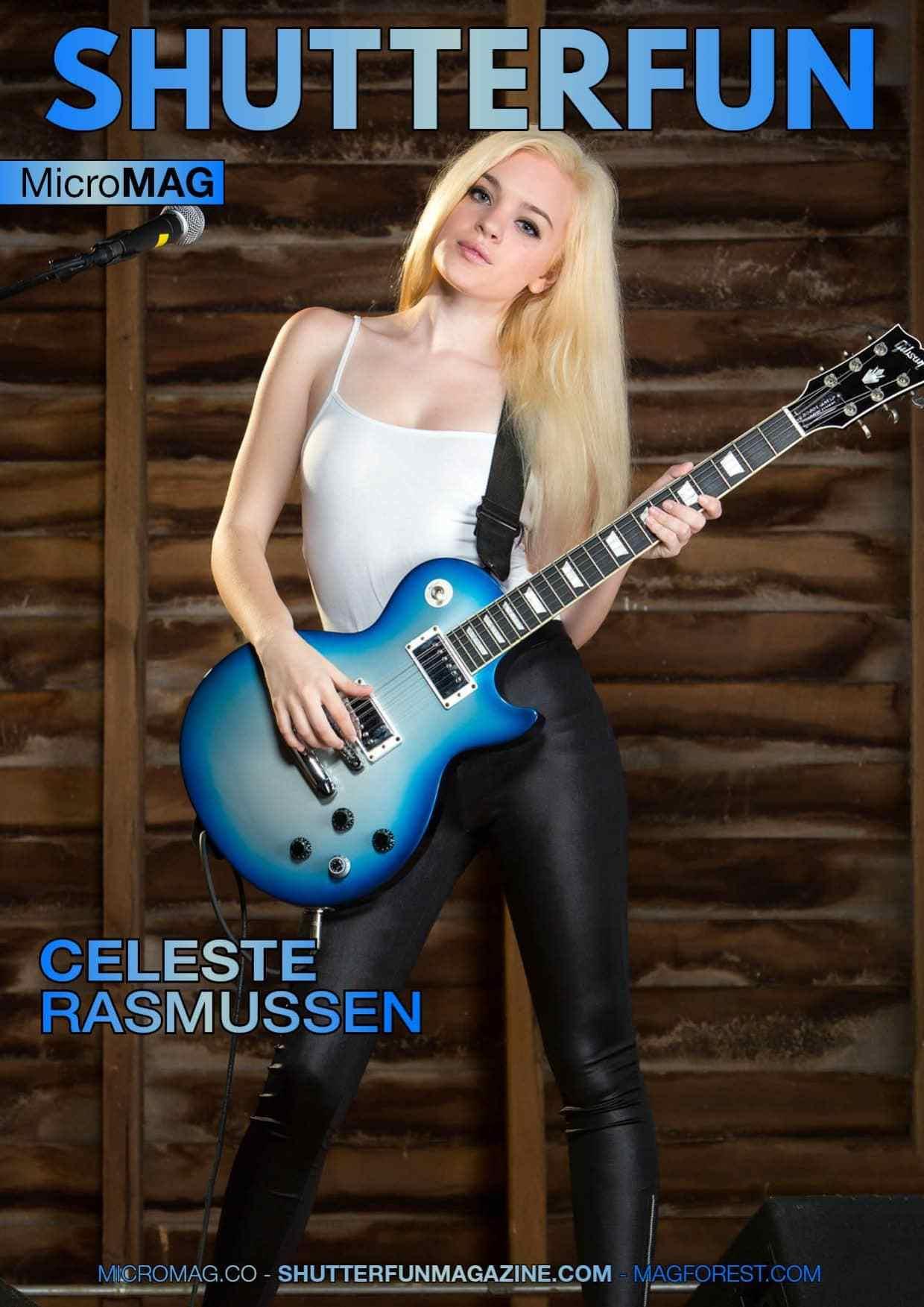 SHUTTERFUN MicroMag Celeste Rasmussen